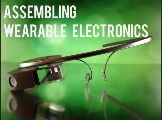 Assembling Wearable Electronics