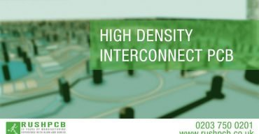 High Density Interconnect Printed