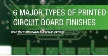 6 Major Types of Printed Circuit Board