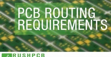 PCB Routing Requirements