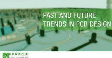 Past and future trends in PCB design