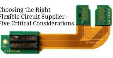 Choosing the Right Flexible Circuit
