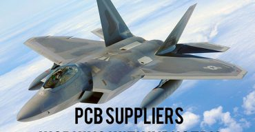 PCB Suppliers Working With Industry