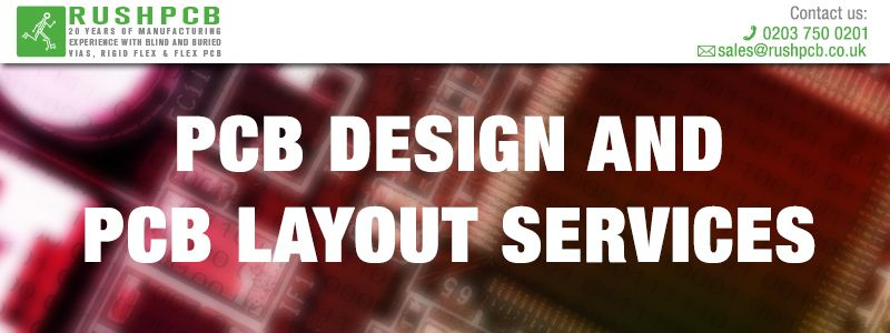 PCB Design and PCB Layout Services
